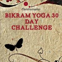 Bikram Yoga 30 Day Challenge: Day #8